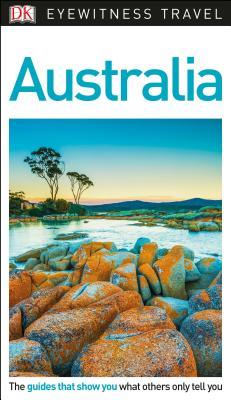 DK Eyewitness Australia (Travel Guide) Cover Image