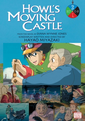 Howl's Moving Castle, Volume 3 Cover