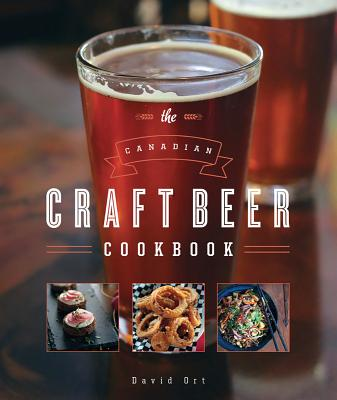 The Canadian Craft Beer Cookbook Cover