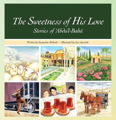 The Sweetness of His Love Cover Image