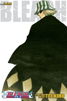 Bleach (3-in-1 Edition), Vol. 2 cover image