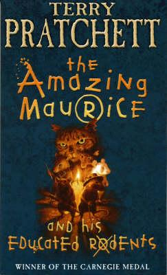 The Amazing Maurice & His Educated Rodents Cover Image