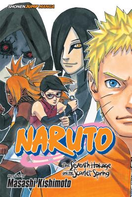 Naruto: The Seventh Hokage and the Scarlet Spring cover image