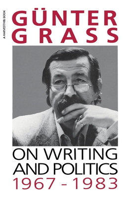 On Writing and Politics, 1967-1983 Cover