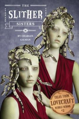The Slither Sisters Cover Image