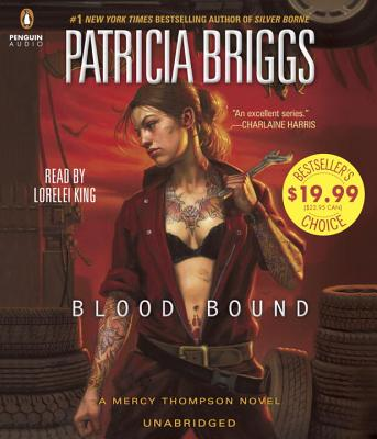Blood Bound (A Mercy Thompson Novel) Cover Image