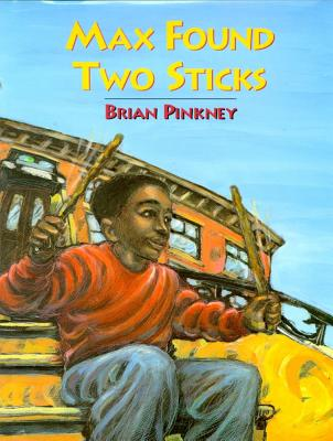 Max Found Two Sticks Cover Image