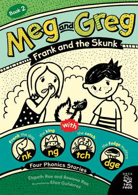 Meg and Greg: Frank and the Skunk Cover Image