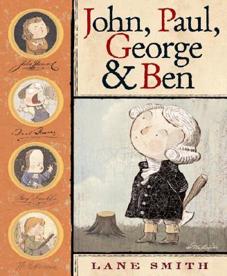 John, Paul, George & Ben Cover