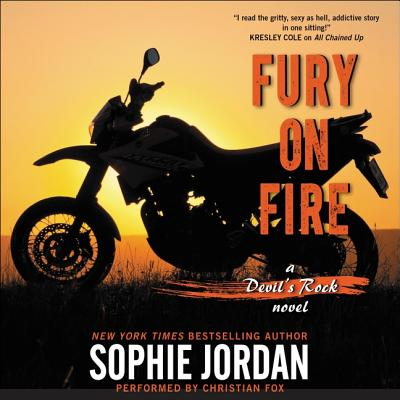 Fury on Fire: A Devil's Rock Novel (Devil's Rock Novels #3) Cover Image