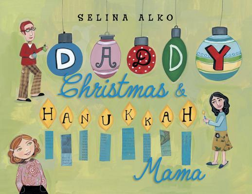 Daddy Christmas & Hanukkah Mama Cover