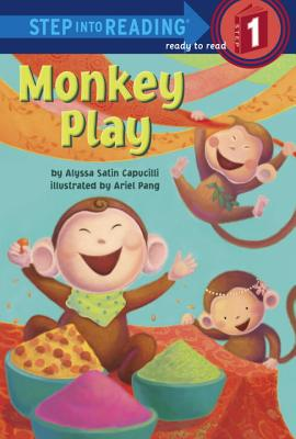 Monkey Play Cover