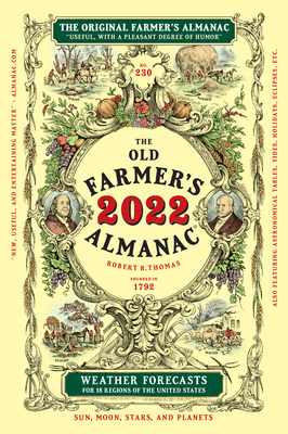 The Old Farmer's Almanac 2022 Cover Image