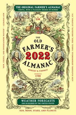 The Old Farmer's Almanac 2022 Trade Edition Cover Image
