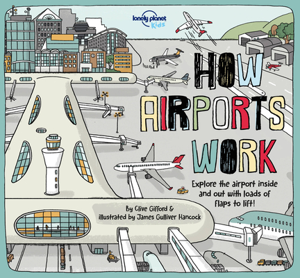 How Airports Work (How Things Work) Cover Image