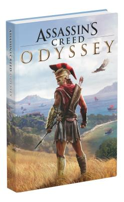 Assassin's Creed Odyssey: Official Collector's Edition Guide Cover Image