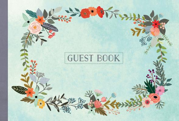 Guest Book: Illustrated Nature Edition Cover Image