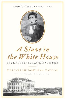 A Slave in the White House Cover