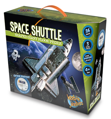 Space Shuttle Floor Puzzle Cover Image