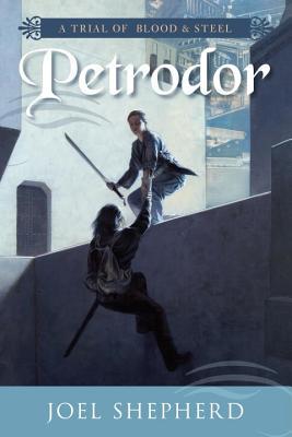 Petrodor Cover