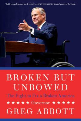 Cover for Broken But Unbowed
