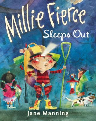 Millie Fierce Sleeps Out Cover