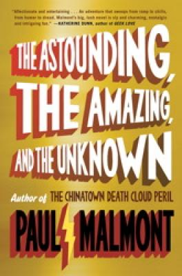 The Astounding, the Amazing, and the Unknown Cover