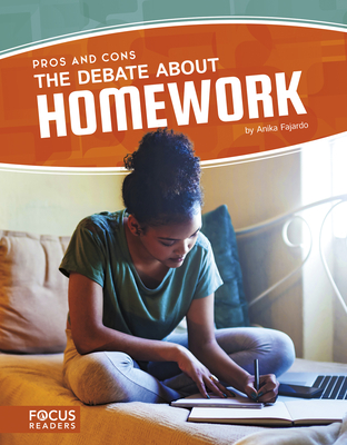 The Debate about Homework Cover Image