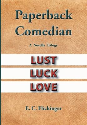 Paperback Comedian: A Novella Trilogy Cover Image