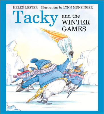 Tacky and the Winter Games Cover Image