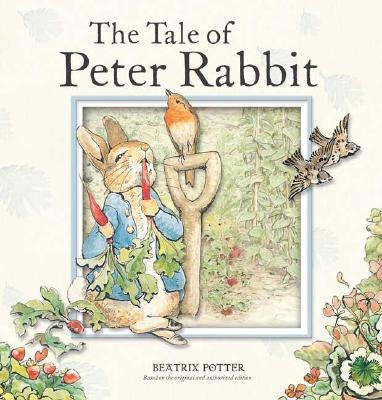 The Tale of Peter Rabbit Cover Image