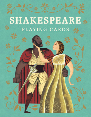 Shakespeare Playing Cards Cover Image