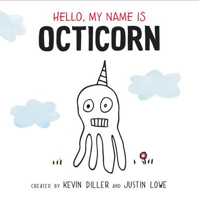 Hello, My Name Is Octicorn Cover