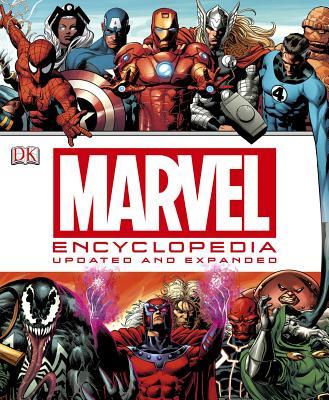 Marvel Encyclopedia Cover Image