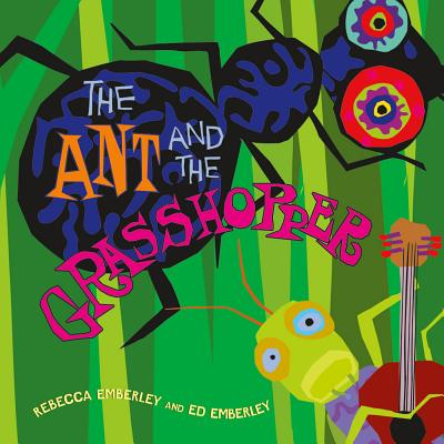The Ant and the Grasshopper Cover