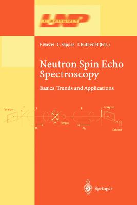 Neutron Spin Echo Spectroscopy: Basics, Trends and Applications (Lecture Notes in Physics #601) Cover Image