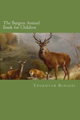The Burgess Animal Book for Children Cover Image