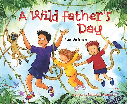 A Wild Father's Day Cover