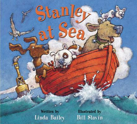 Stanley at Sea Cover
