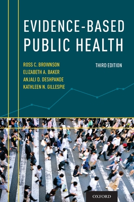 Evidence-Based Public Health Cover Image