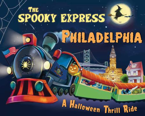 The Spooky Express Philadelphia Cover Image