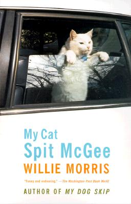 My Cat Spit McGee Cover Image
