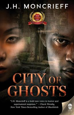 City of Ghosts (Ghostwriters #1) Cover Image