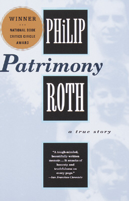 Patrimony: A True Story (Vintage International) Cover Image