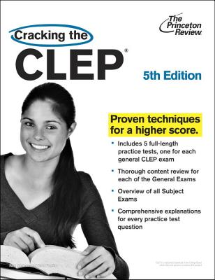 Cracking the CLEP, 5th Edition Cover