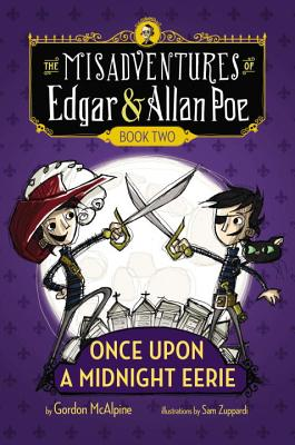 Cover for Once Upon a Midnight Eerie