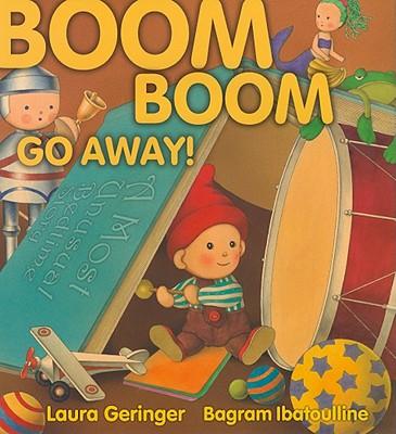 Boom Boom Go Away! Cover