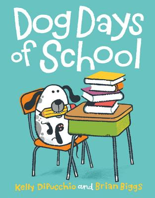 Dog Days of School Cover Image