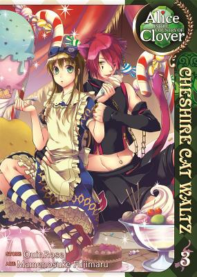 Alice in the Country of Clover, Volume 3 Cover