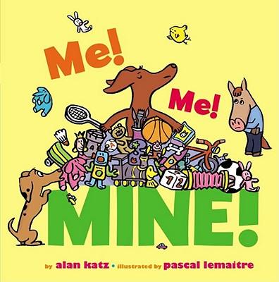 Me! Me! Mine! Cover